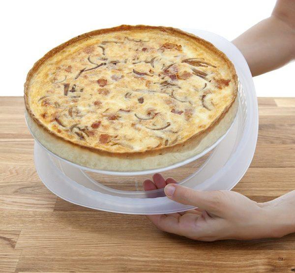 Пицца с керамическим дном